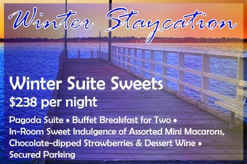 Winter Suite Sweets Package