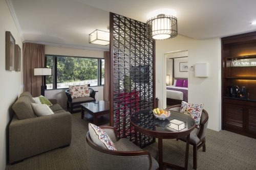 Pagoda Suite